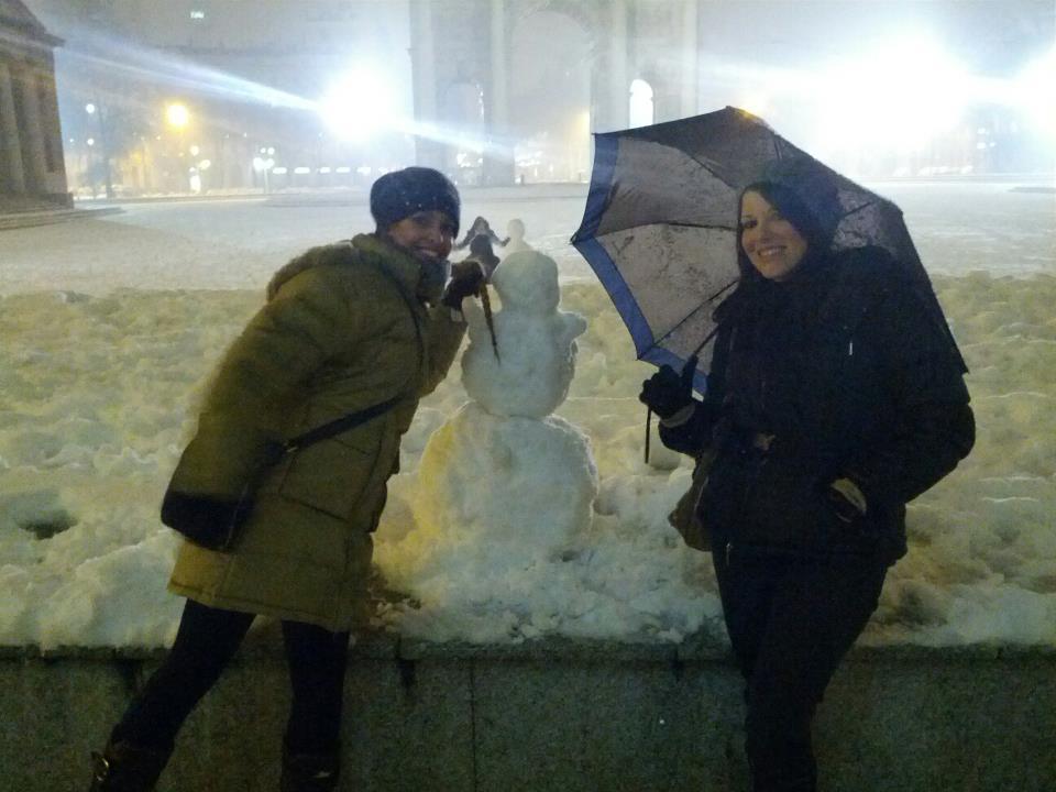neve- pupazzo- sara-karotina-karotina85-natale-inverno-milano