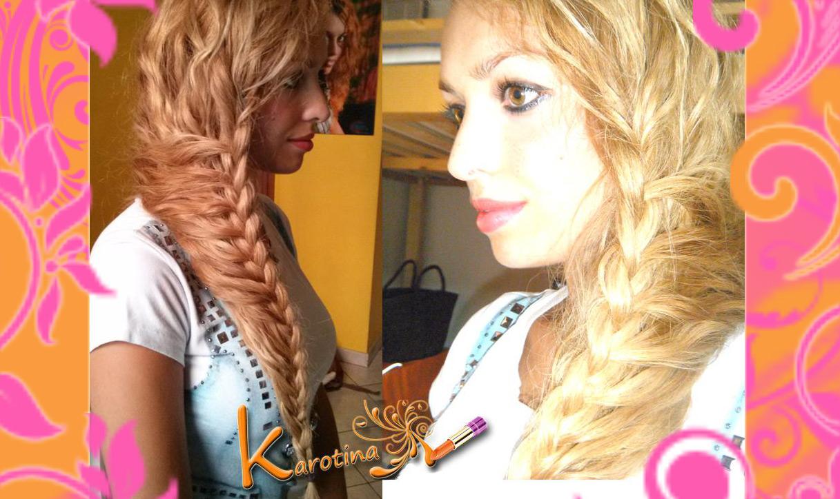 2013 08 07 hair tutorial karotina-ladder braid