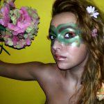 copertina-carnevale - 2015 - karotina- trucco- make up - carnival - princess