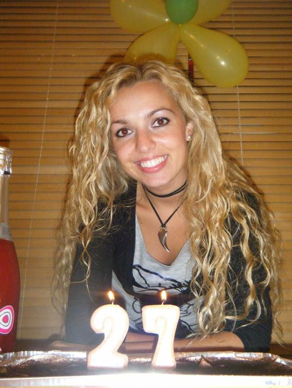 Karotina Sara Karotina85 compleanno 27