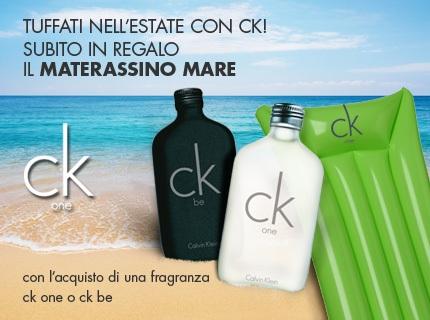 2013 06 07 promozione estate ck 2013 materassino
