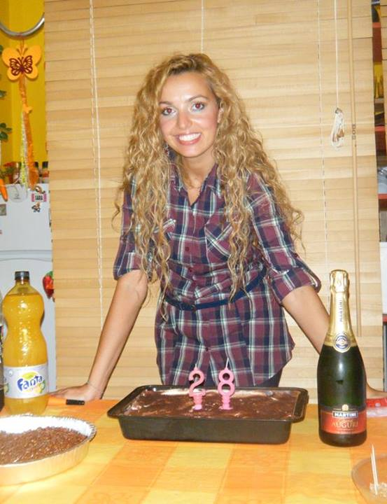 2013 10 14 Karotina compleanno 28 anni birthday Sara 9 ottobre