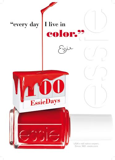2014 07 17 essie 100EssieDays tour news