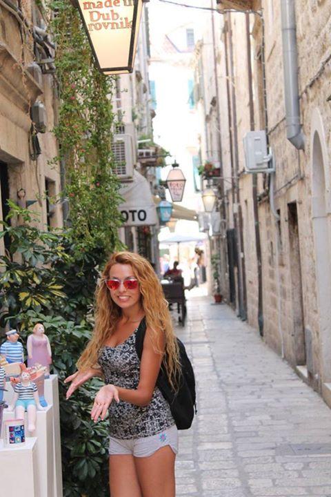 30 07 2014 croazia coriera viaggio di nozze karotina lancaster solare abbronzatura