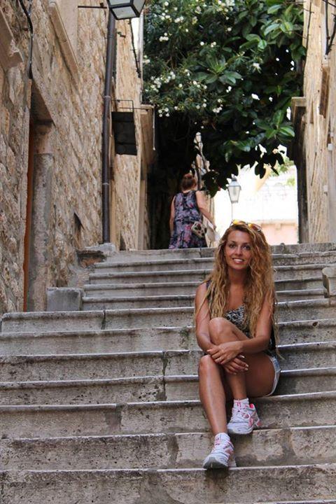 30 07 2014 croazia coriera viaggio di nozze karotina lancaster solare abbronzatura 2 gradini