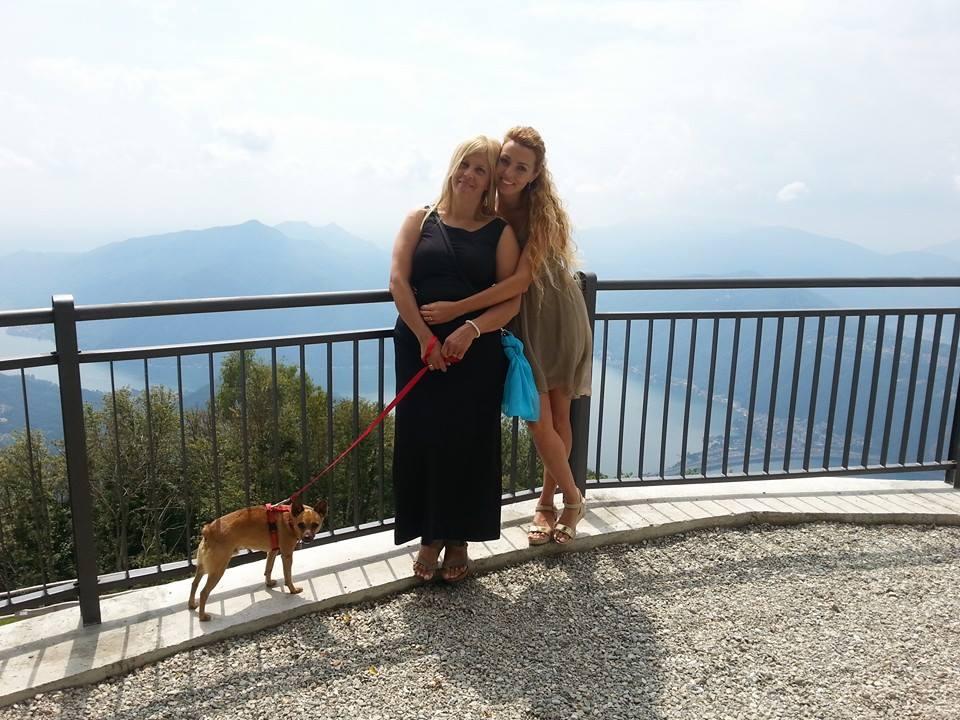 2014 08 11 karotina con mamma aky happy balcone d italia