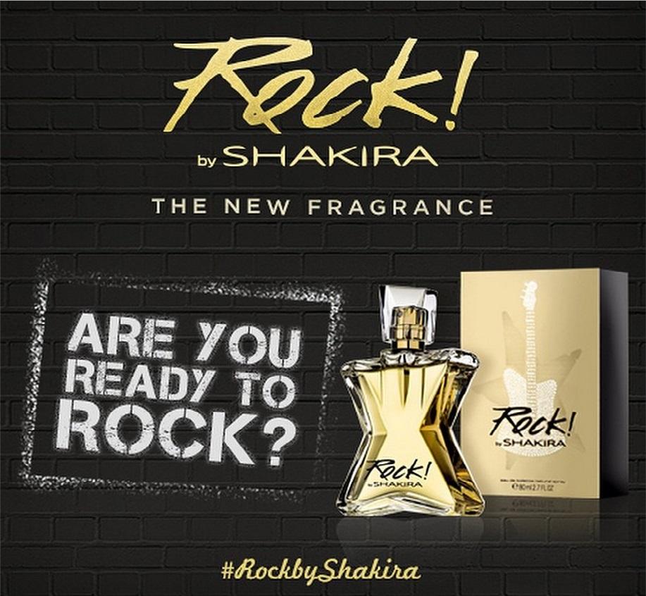 2014 09 11 rock profumo shakira novità fragranza parfume fragrance rock