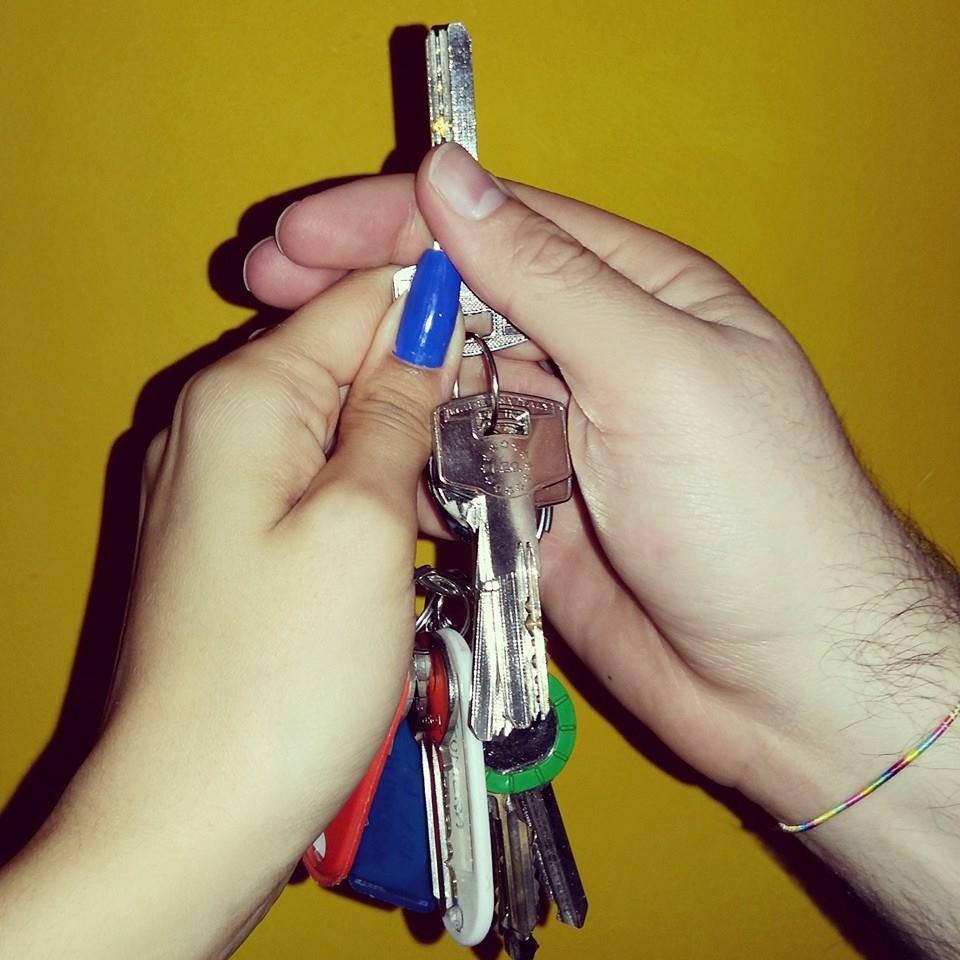 2015 04 26 chiavi di casa sara e angelo sweet home life me