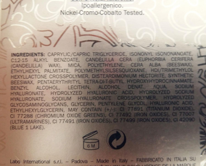 2016 01 21-ingredienti-inci-labo-filler-correttori-karotina-review