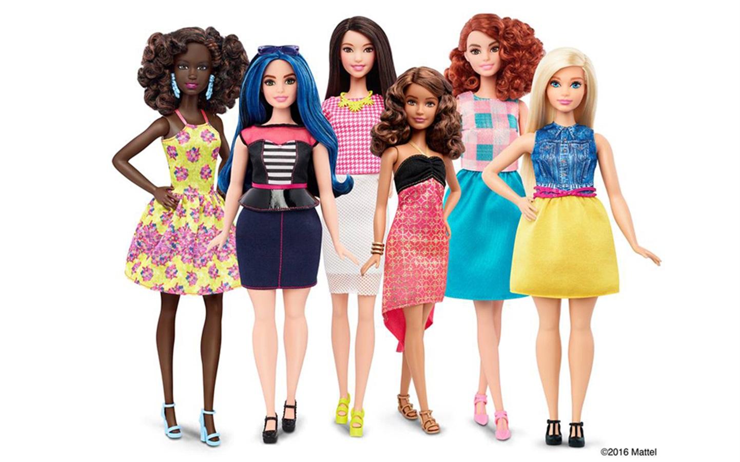 2016 01 29 nuove barbie karotina integrazione curvy polemiche