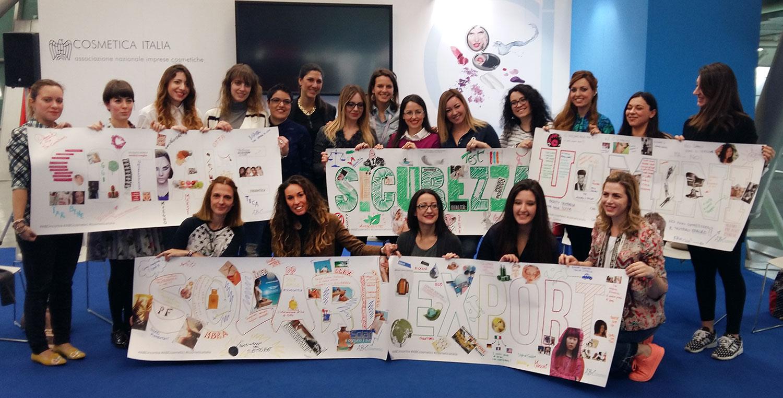 2016 03 21 blogger al cosmoprof blogna cosmetica italia karotina