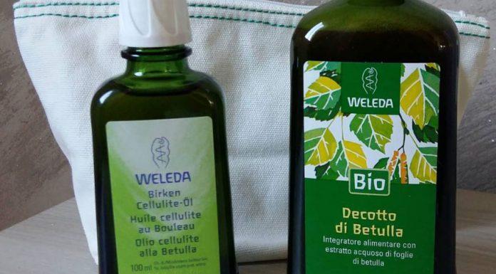 2016 05 31 review trattamento anti cellulite weleda betulla
