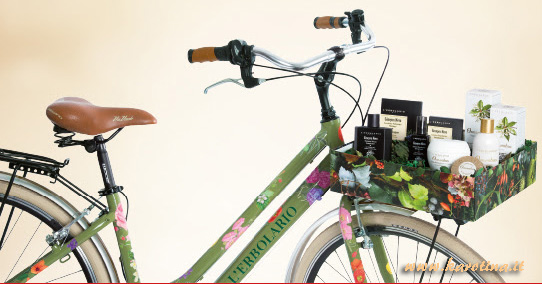 2016 11 16 lerbolario club concorso bicicletta karotina bellezza blog