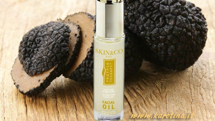 017 03 27 news bauty vetrina olio purissimo ultra puro karotina tartufo nero