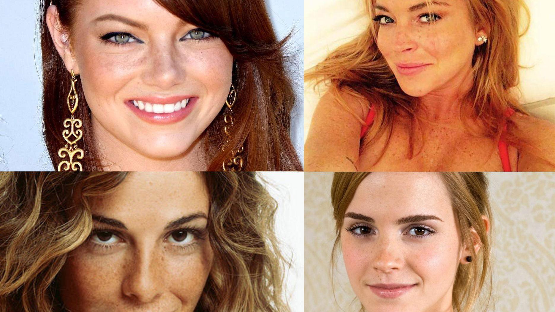 Watch Le finte lentiggini, il nuovo (pazzo) trend beauty ispirato a Meghan Markle video